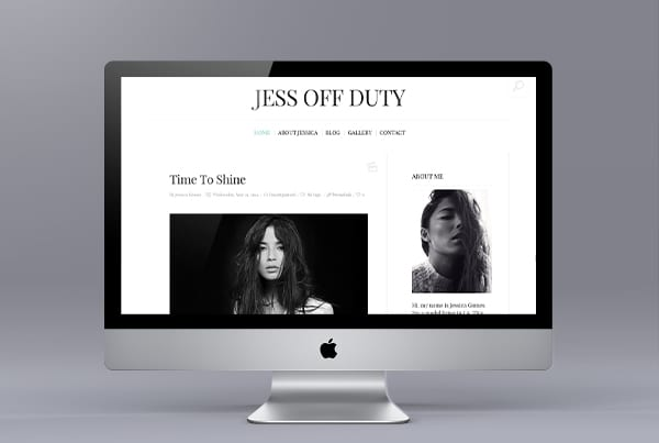 Jessica Gomes WordPress Blog