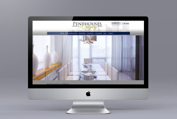 Penthouses in Calgary