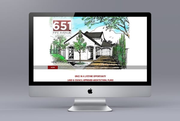Single-Property-Website