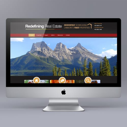 Mountain-Homes-in-Canmore-Website