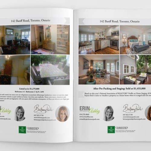 Home Staging Case Study