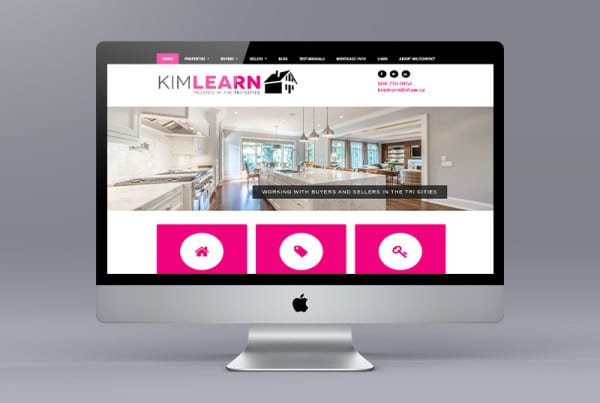 Kim Learn Website