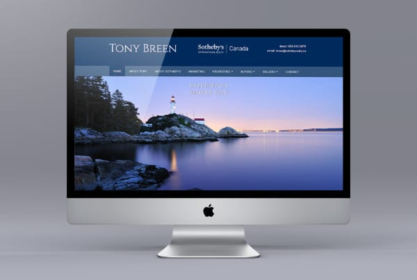 Tony Breen Website