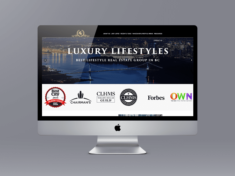 Luxury Lifestyles Group - Chris Ryan